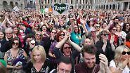 """""""Höhepunkt einer stillen Revolution"""": Irland feiert historisches Abtreibungsreferendum"""