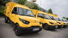 Streetscooter für Milchmänner: Post-Tochter verkauft erstmals ins Ausland