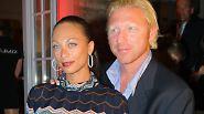 Liebe auf dem Roten Teppich: Lilly und Boris Becker haben sich getrennt