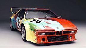 40 Jahre Supersportwagen: BMW M1 - ein Kunstwerk auf vier Rädern