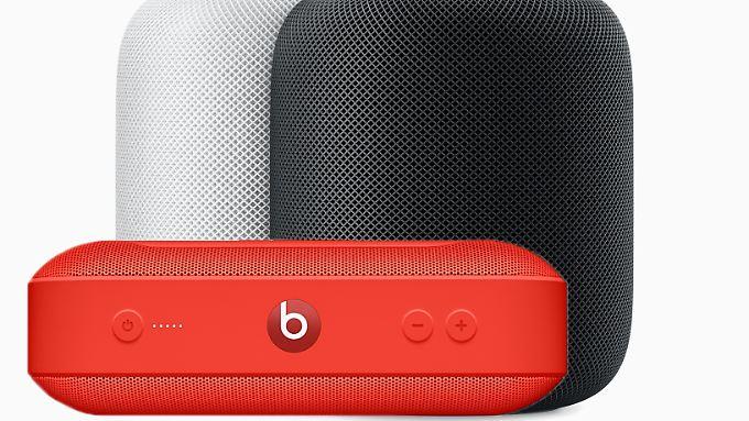 Soll ein günstiger Siri-Lautsprecher von Beats den HomePod ergänzen?
