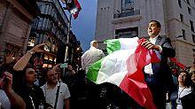Politische Krise in Italien: Regierungsbildung ist wieder möglich