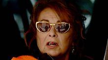 """Dicke, schwingende Affen-Eier"": Roseanne Barrs grausame Twitter-Timeline"