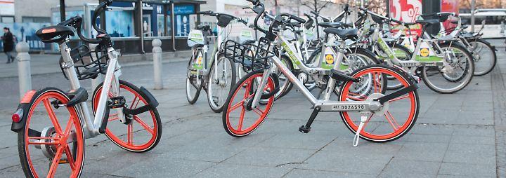 n-tv Ratgeber: Bike-Sharing im Test