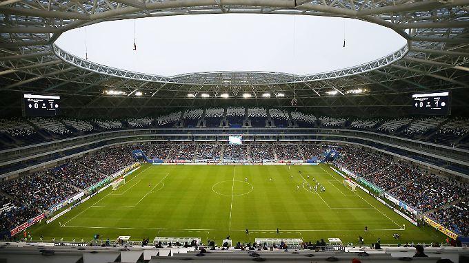 Die WM-Stadien im Porträt: Samara-Arena
