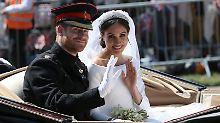 Kein Bock auf Geschenke?: Harry und Meghan verzichten auf 8 Millionen