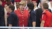 So läuft der WM-Streichtest: Löw tüftelt und rotiert vor der Kanzler-Visite