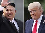 Vor Trump-Kim-Gipfel: Experte: keine völlige atomare Abrüstung