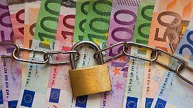 Lässt sich Terrorfinanzierung nachweisen oder nicht?