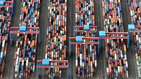 Strafzölle und Auftragsrückgänge: Deutsche Exporteure haben an vielen Fronten Stress