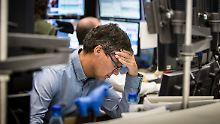 Der Börsen-Tag: Investoren sicher: Der Aufschwung ist vorbei