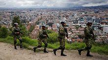 Bürgerkrieg und Kokain: Was will die Nato plötzlich mit Kolumbien?