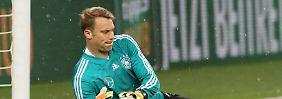 Manuel Neuer hält, sein Fuß auch: Der Kapitän reist als Nummer 1 zur WM.