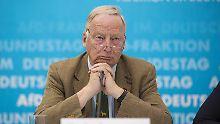 Umstrittene Nazi-Verharmlosung: Seibert: Gauland-Äußerung beschämend