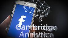 Reaktion auf Facebook-Skandal: EU will gegen Wahlmanipulation kämpfen
