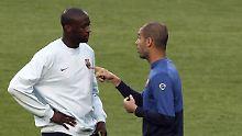 Der Sport-Tag: Touré wirft Guardiola Rassismus vor