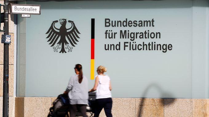 Sorgt derzeit für Aufregung: Das Bundesamt für Migration und Flüchtlinge.