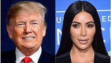 Kardashian-Einsatz zeigt Wirkung: Trump verkürzt Haft von Drogendealerin