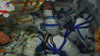 """""""Nächster Halt ISS"""": Astro-Alex startet erfolgreich ins All"""