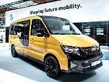Neuer Shuttle-Service: Volkswagen testet Moia in Hamburg