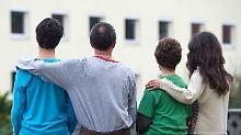 Neue Zahlen zum Familiennachzug: Angehörige kommen aus sechs Ländern