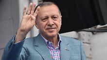 """Aufhebung kommt """"in Frage"""": Erdogan will über Notstand diskutieren"""