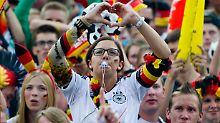 Emotionaler Stress zur WM: Fußball gucken kann aufs Herz schlagen