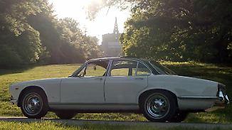 Schnurrender Oldtimer mit einigen PS: Jaguar XJ6 feiert 50-jähriges Jubiläum