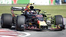 Vettel enttäuscht: Verstappen rast im Training davon