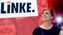 Linken-Parteitag in Leipzig: Kipping rät Lafontaine zum Schweigen