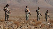 Kurz vor Waffenruhe: 19 Polizisten bei Taliban-Angriff getötet