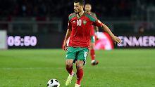 Der Sport-Tag: Ex-Schalker schießt Marokko für die WM warm