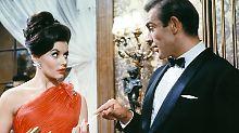 """""""Eine fantastische Dame"""": Erstes """"Bond""""-Girl Eunice Gayson ist tot"""