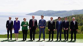 """Autobauer nach G7-Eklat besorgt: """"Schafft die Zölle ab"""""""