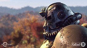 """Fallout 76"" ist ein Online-Prequel der ""Fallout""-Reihe."