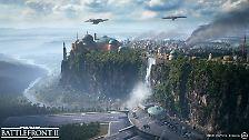 """Schließlich gewährte EA erste Einblicke in """"Star Wars: Jedi Fallen Order"""" und kündigte neue Inhalte für """"Star Wars: Battlefront 2"""" an"""