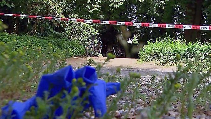 Tödliche Messerattacke in Viersen: 15-jähriges Mädchen wird in einem Park erstochen