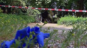 Mädchen in Viersener Park erstochen: 17-Jähriger stellt sich nach Messerattacke