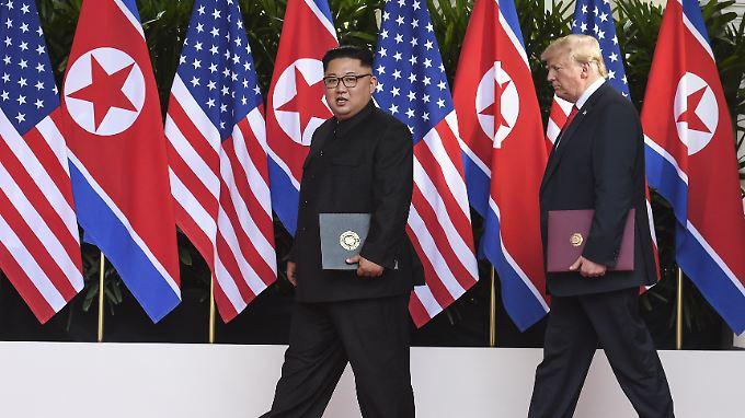 Kim Jong Un hat beim Gipfel mit Trump womöglich auch die wirtschaftliche Entwicklung Nordkoreas im Sinn.