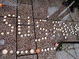 Polizisten sichern Friedhof: Susanna im kleinen Kreis beigesetzt