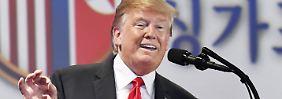 Reaktionen auf den Kim-Gipfel: Nicht alle sind so begeistert wie Trump