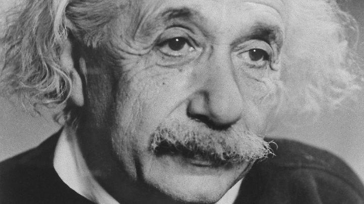 Eigentlich gilt Albert Einstein als Humanist, der Rassismus als Krankheit bezeichnete.