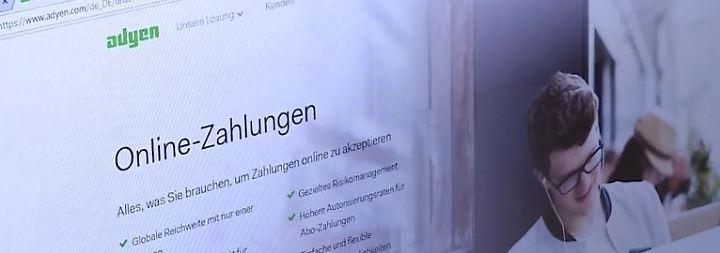 Niederländischer Paypal-Konkurrent: Bezahldienst Adyen startet fulminant an der Börse