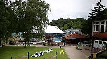 Schon im Parkbad von Velbert hatte die Gruppe das Mädchen und seine Freundinnen belästigt.