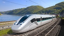 Neue Velaro-Baureihe vorgestellt: Siemens baut sparsamen Superschnellzug