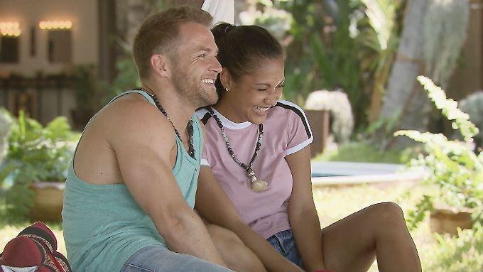 Philipp und Pam in Love?
