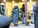 Haftbefehl gegen Tunesier: Kölner Gift-Fund enthielt Rizin