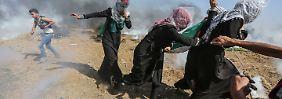 """Gewalt gegen Palästinenser: """"Internationale Schutzmission"""" gefordert"""