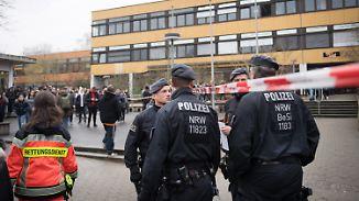 Mitschüler in Lünen erstochen: Mordprozess gegen 16-Jährigen beginnt