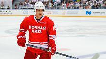Kreml-Chef mit Sport-Obsession: Superathlet Putin sehnt sich nach alter Stärke